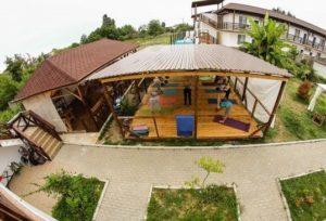 Отель Дом Солнца Абхазия