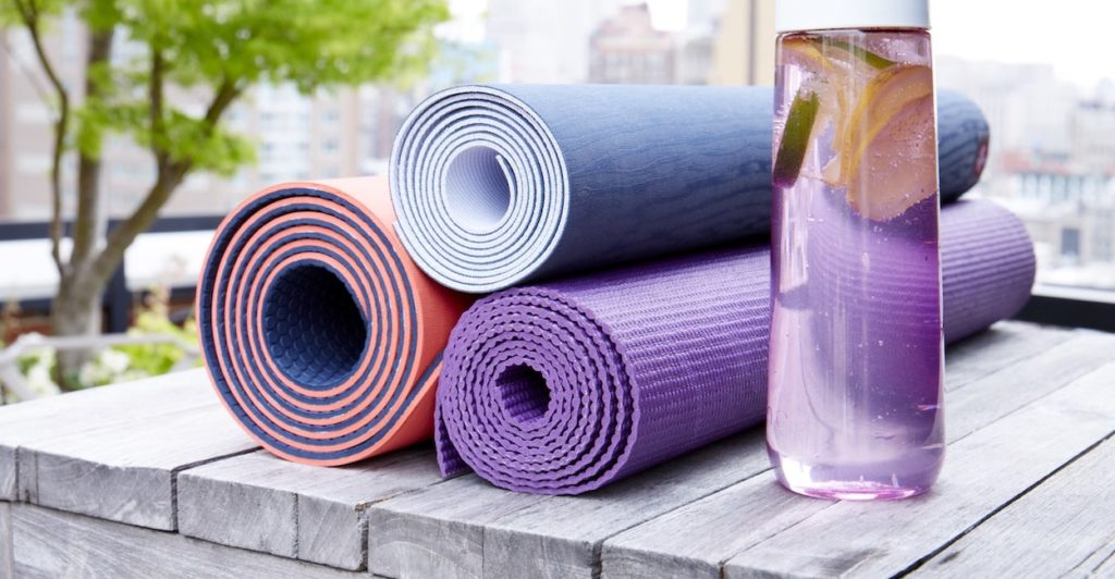 какой выбрать коврик для йоги