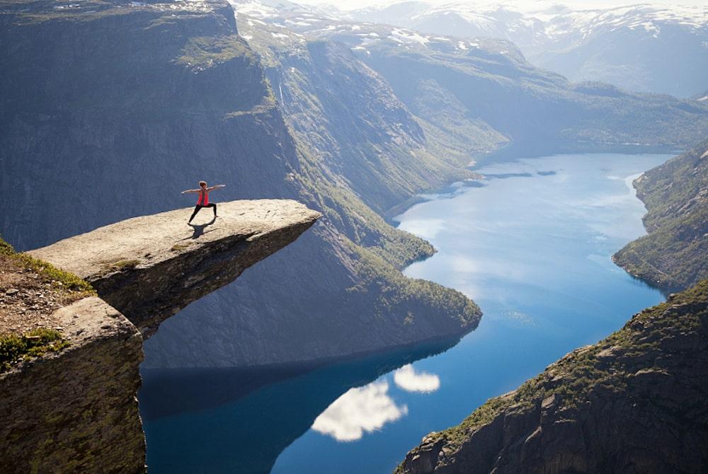 Йога тур в Норвегии
