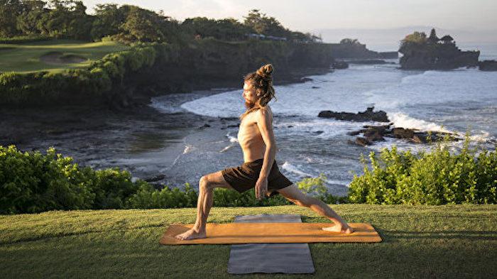Онлайн йога курс