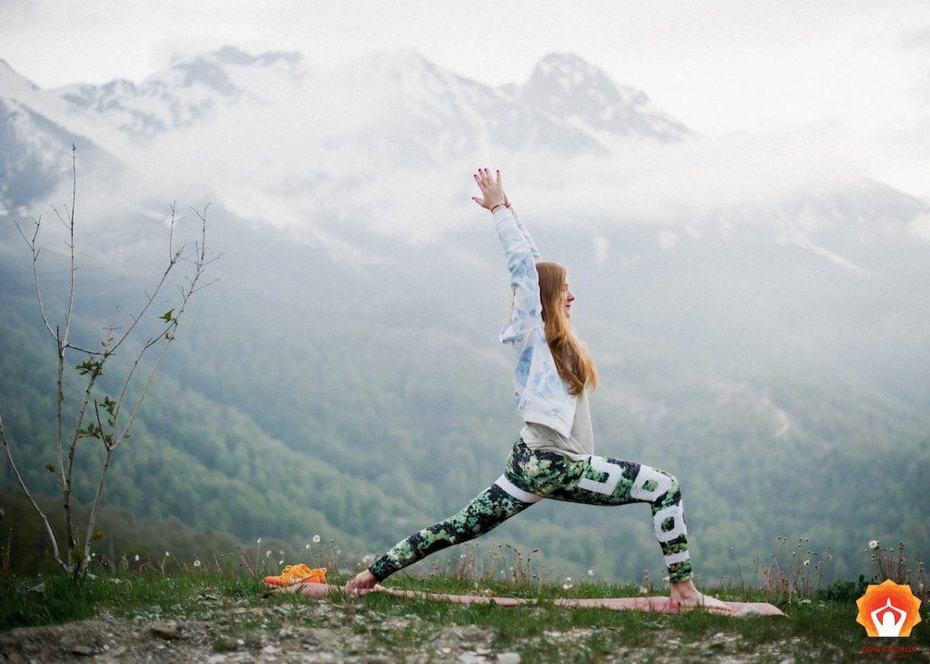 Йога тур в Абхазию с Еленой Грищенко