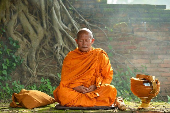 виды медитации буддийские
