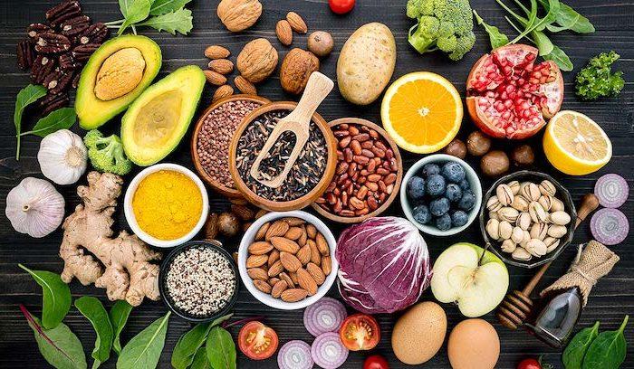 безглютеновое питание продукты